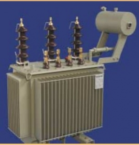 Siemens 4jb5380 9ze05 Three Phase Oil Immersed Distribution Transformer