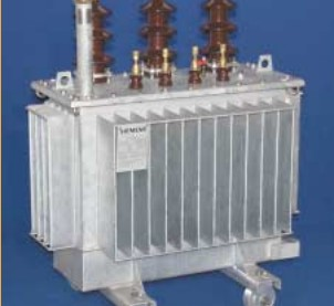 Siemens Tsr 100 22 Three Phase Oil Immersed Distribution Transformer 100kva