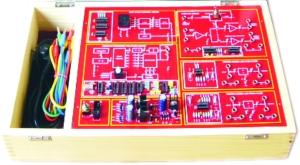 Signal Sampling Reconstruction Trainer Tlb001