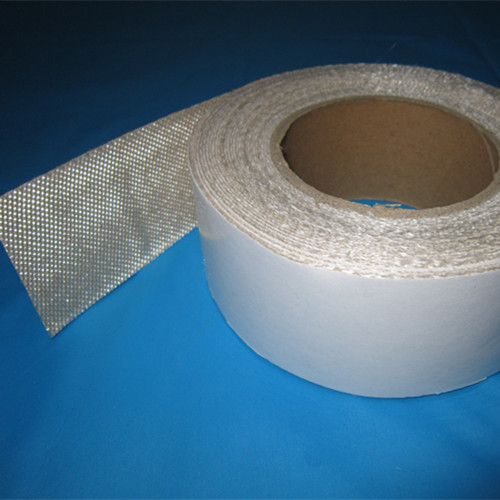 Silica Tape With Adhesive Backing