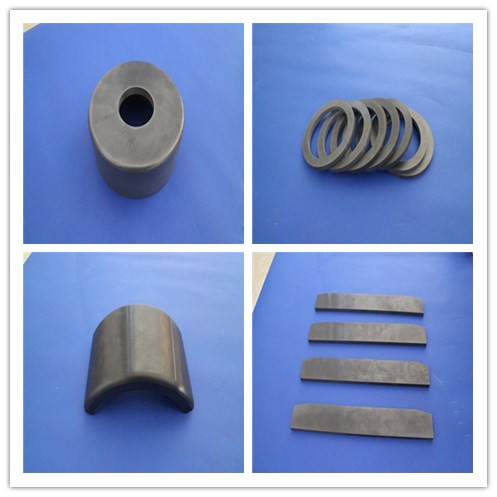 Silicate Nitride Ceramic Products For Polysilicon Industry