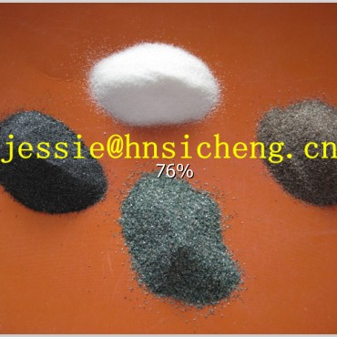 Silicon Carbide Black Green Sic Carborundum F14 F2000
