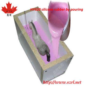 Silicon Rubber For Mould Making Liquid Silicone Shoe Sole