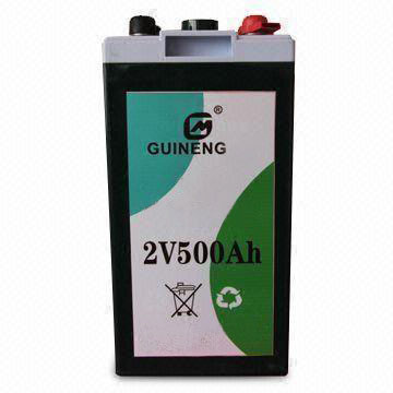 Silicone Battery 2v500ah