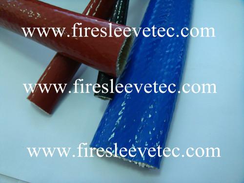 Silicone Coated Fiberglass Tube