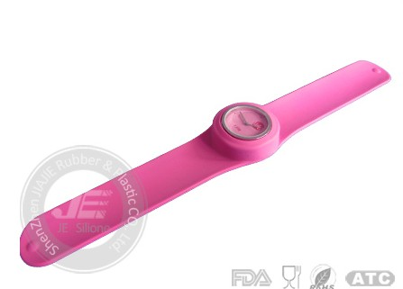 Silicone Jelly Wrist Watch Animal Shape Slap Price