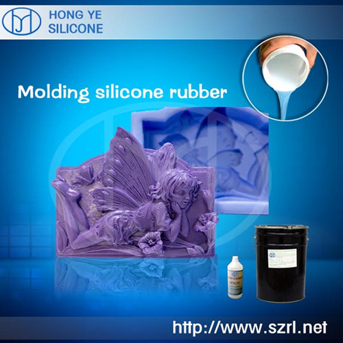 Silicone Rubber For Making Plaster And Candle Molds