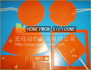 Silicone Rubber Heaters Heater Flexible Mat