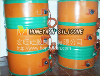Silicone Side Drum Heater Oil Heaters