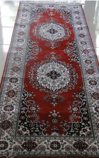 Silk Carpet Handmade