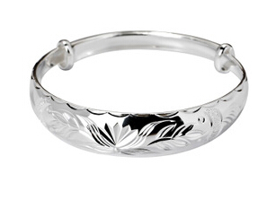 Silver Bangles Sterling Bangle Bracelets