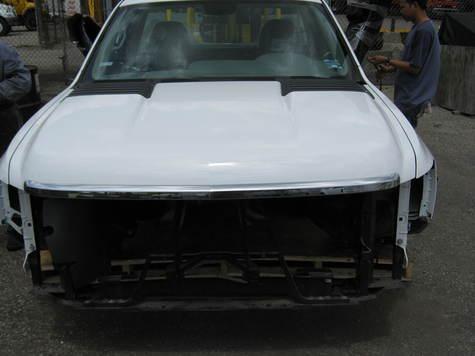 Silverado Hood 1500 2007 2012