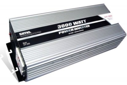 Sima Titanium Series 3000 Watt Inverter