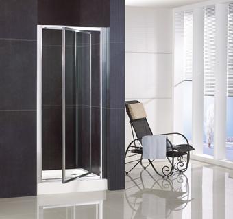 Simple Glass Shower Door Wa P090