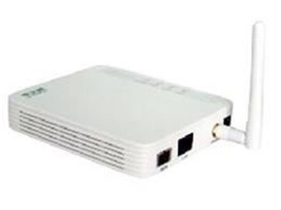 Single Ge Ethernet Port Gpon Epon Onu Optical Line Terminal Equipment Hzw E801 W
