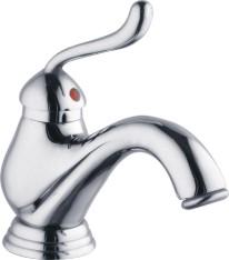 Single Handle Bathroom Basin Faucet