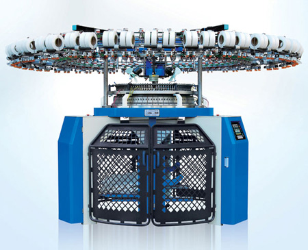 Single Jersey Terry Circular Knitting Machine