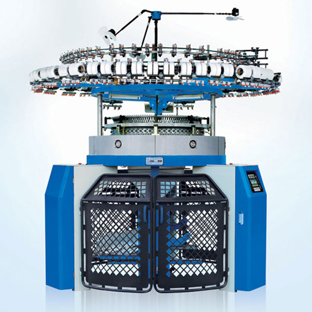 Single Knit Electronic Full Jacquard Knitting Machine