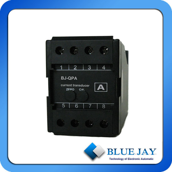 Single Phase Parameter With 1 2 7din Module Format Installation Electrical Transducer