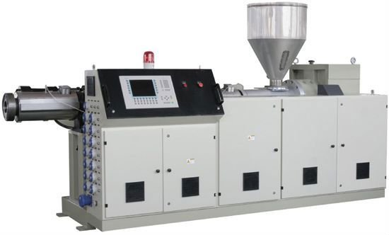Single Screw Extruder With Venting