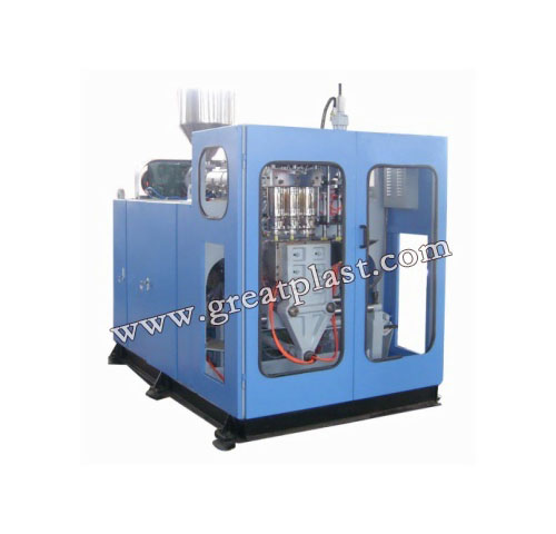 Single Station Blow Molding Machine 10ml 2l