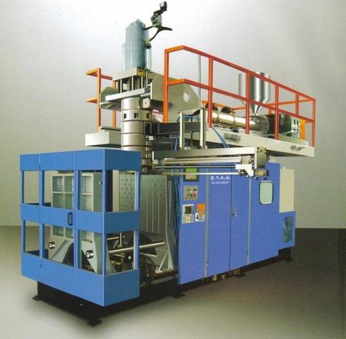Single Station Blow Molding Machine Yjb82pc