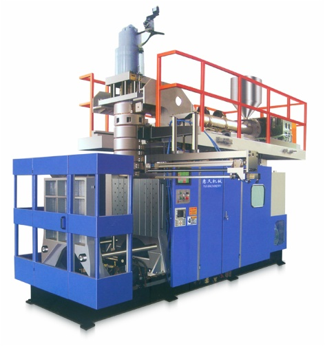 Single Station Blow Molding Machine Yjba100 90l