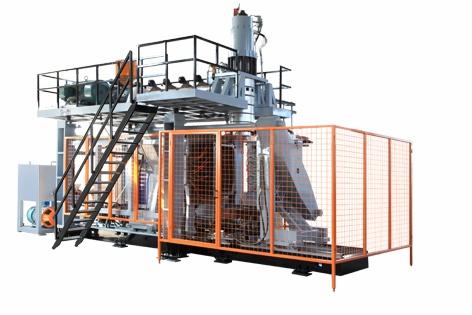 Single Station Blow Molding Machine Yjba120 160l