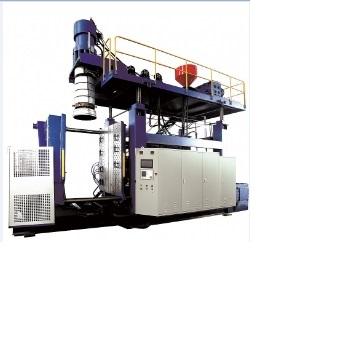 Single Station Pe Extrusion Blow Machine 120l 220l