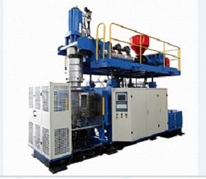 Single Station Pe Extrusion Blow Machine 20l 60l
