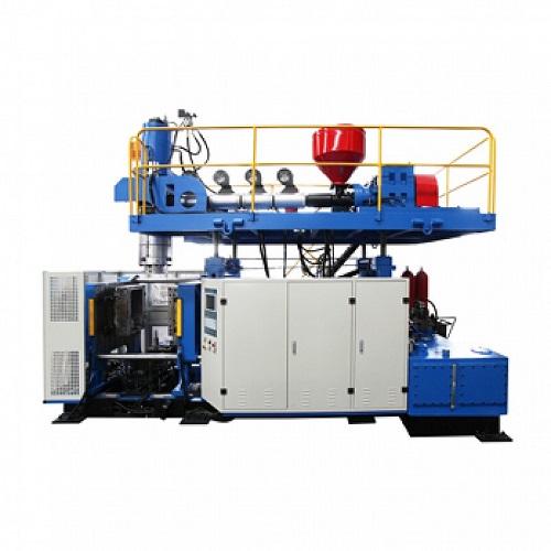Single Station Pe Extrusion Blow Machine 60l 120l