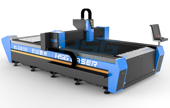 Single Table And High Speed Fiber Laser Cutting Machine Hs G3015c