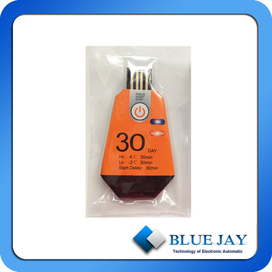 Single Use Recording With U Disk Data Interface Ip67 Temperature Logger