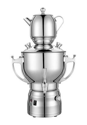 Single Wall Stainless Steel Samovar