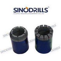 Sinodrills Diamond Core Bits