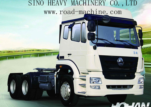 Sinotruk Hohan Trator Truck 6x4