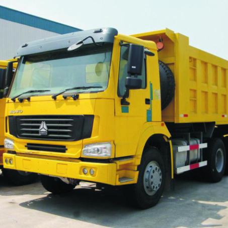 Sinotruk Howo 20 Tons 6x4 Dump Truck