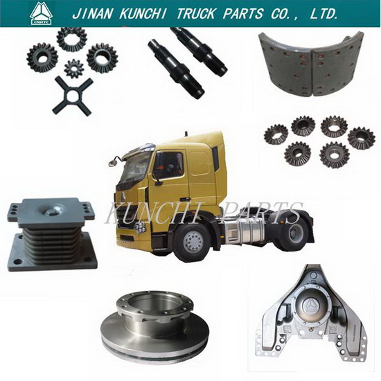 Sinotruk Howo Tractor Parts
