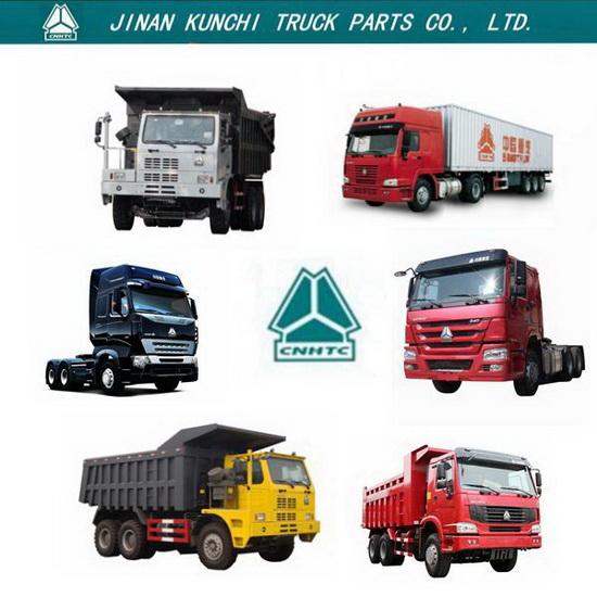 Sinotruk Howo Truck Parts