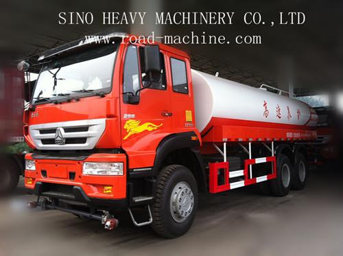 Sinotruk Swz Water Tank Truck 6x4