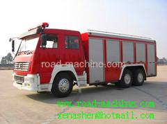 Sinotruk12t 12m3 Foam Howo Fire Truck Hot Sale