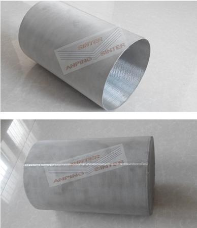 Sintered Mesh Filter For Cartridge