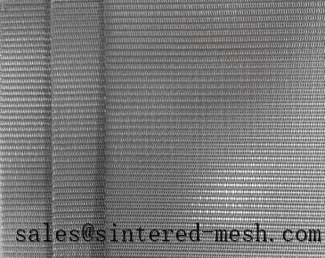 Sintered Mesh Laminate