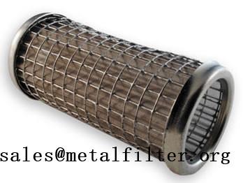 Sintered Metal Fibre Cartridge