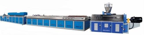 Sjy Plastic Profile Production Line