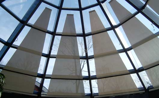Skylight Shade System Options Are Most Suitable For Your Locations
