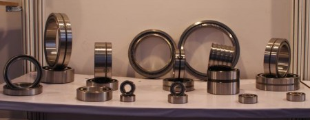 Sl Series Cylindrical Roller Bearings