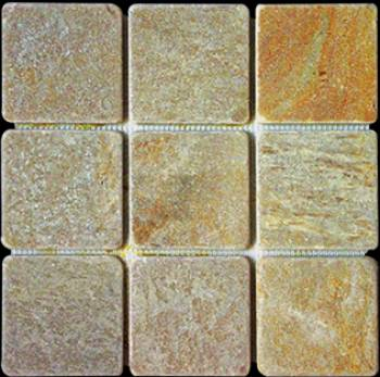 Slate Mosaic China Culture Stones Wall Supplier Panels Manufacture Gaoyi Ru