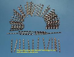 Slit Sheet Carbon Steel Fiber