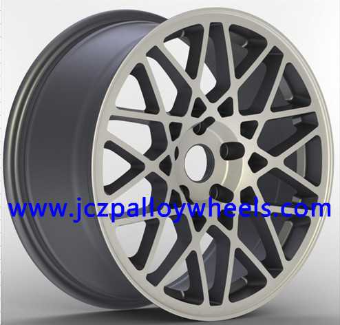 Sliver Bbs Alloy Wheels 18x8 0